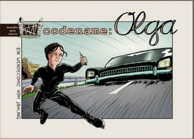 Codename Olga Wendecomic