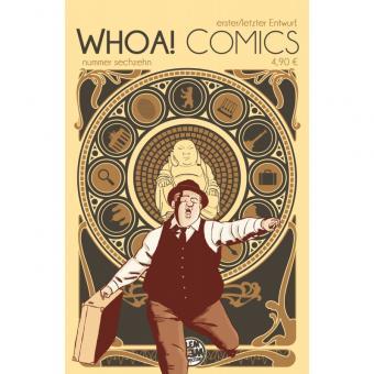 Whoa! Comics #16