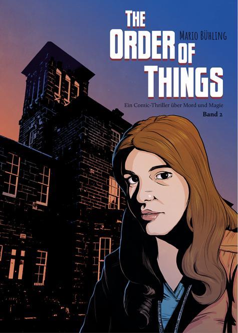 The Order of Things 2 - Thriller um Mord und Magie von Mario Bühling