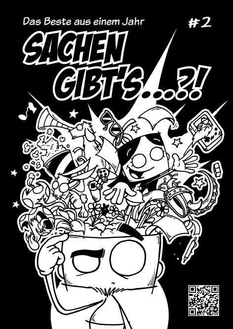 """""""Sachen gibt's…?!"""" Heft #2 - 52 Seiten von Michael Roos"""