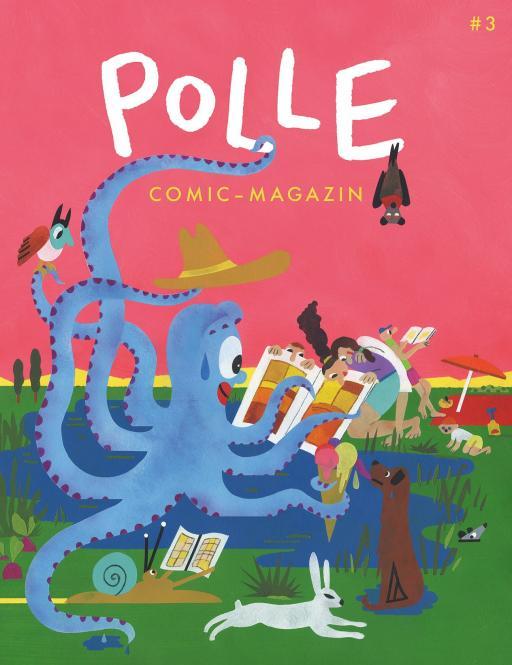 Polle 3 – Comic-Magazin für Kinder ab 6 Jahren