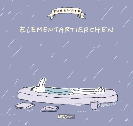 Zwarwald: Elementartierchen - Leo Leowald