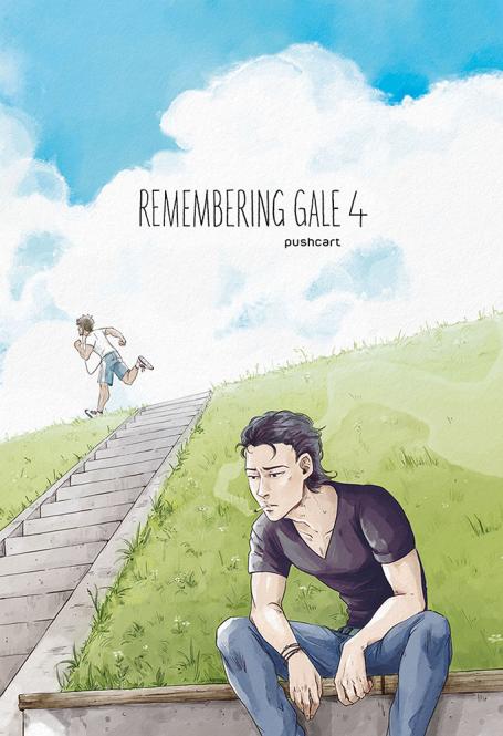 Remembering Gale Band 4 - pushcart