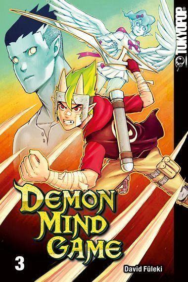 Demon Mind Game - Band 3 - David Füleki
