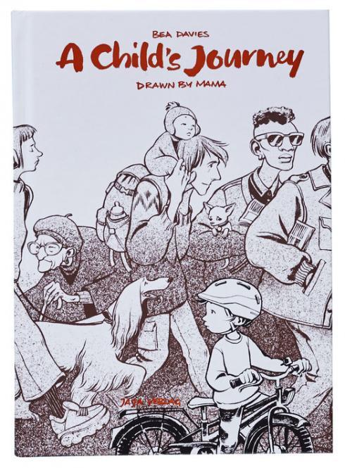 A Child's Journey - Bea Davis' Webcomic über das Leben mit und aus der Perspektive ihres Kindes