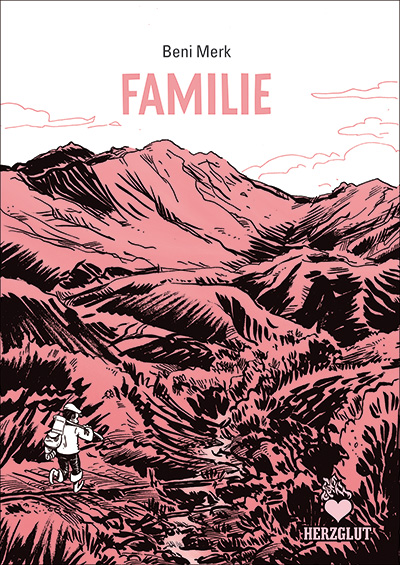 Familie - 24-Stunden-Comic von Beni Merk