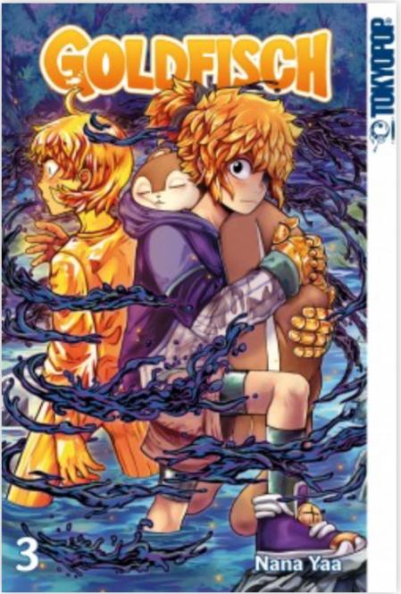 Goldfisch - Band 3 - Shonen von Nana Yaa
