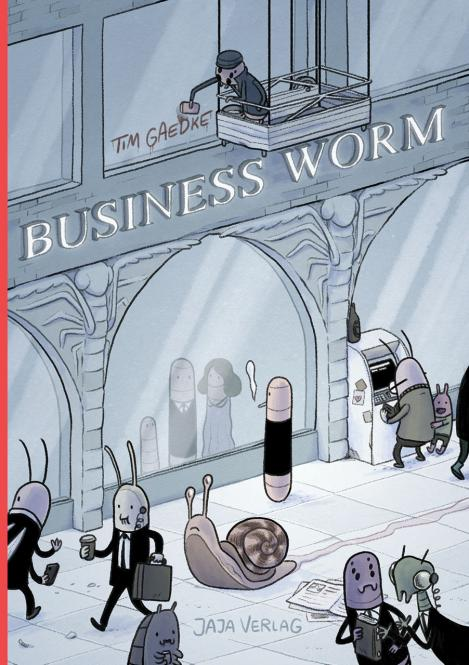 Business Worm – Tim Gaedke