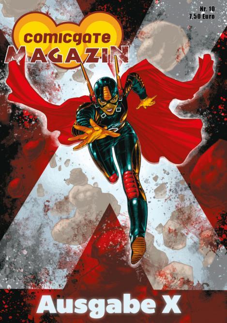Comicgate Magazin 10 – Ausgabe X