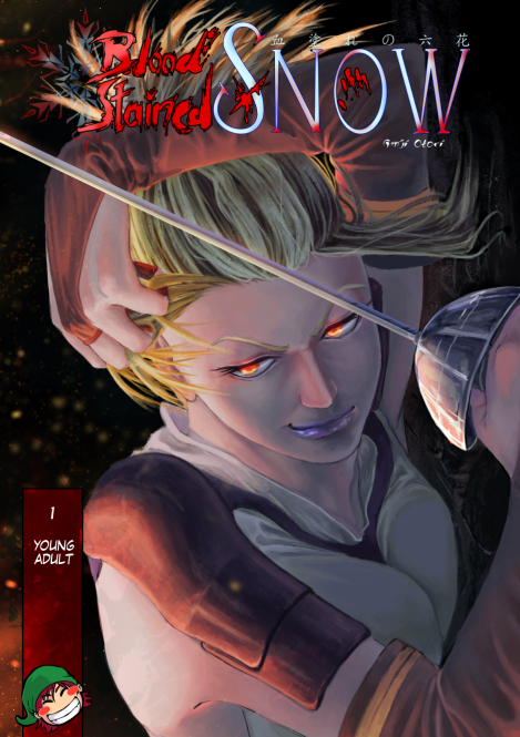 Blood Stained Snow - Vol. 1 Black Edition – Genji Otori