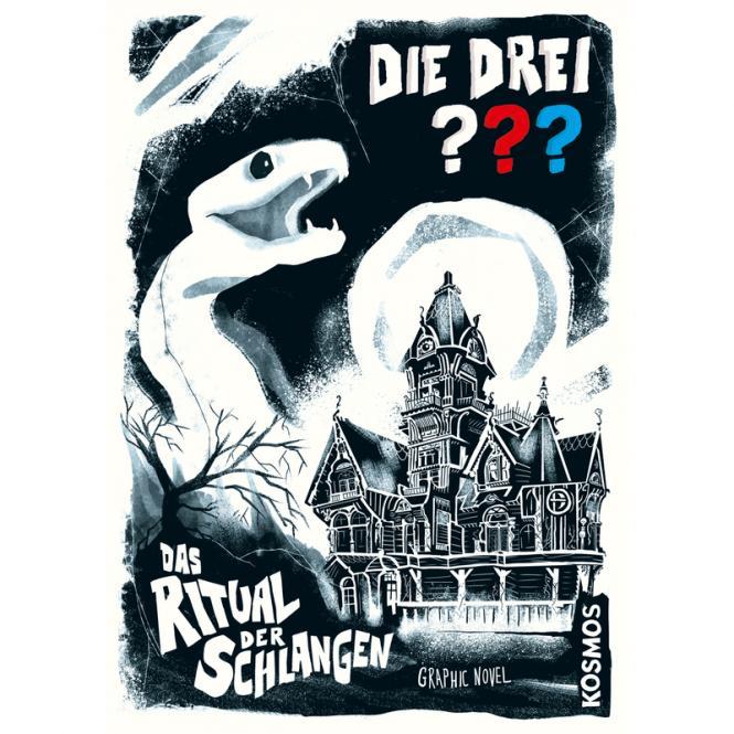 Die ??? – Das Ritual der Schlangen – Calle Claus, Christopher Tauber; ab 10 Jahre