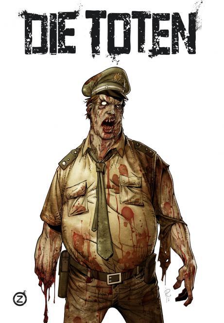 Die Toten #1 - zweite Auflage