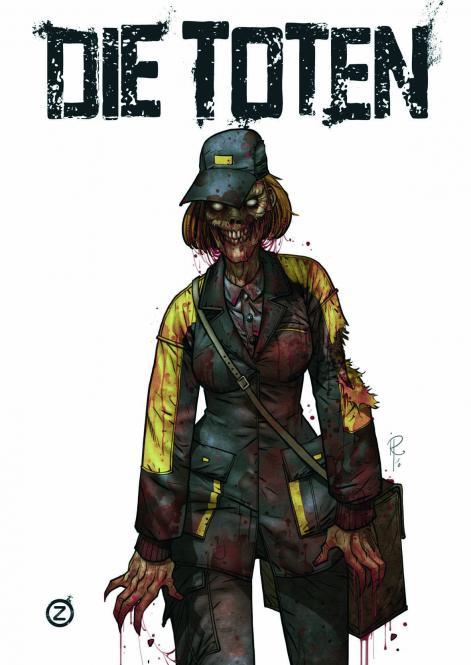 Die Toten #2 - zweite Auflage