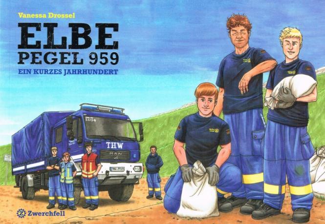 Aktion: Signierte Ausgabe! – Elbe Pegel 959 – Ein kurzes Jahrhundert - Vanessa Drossel