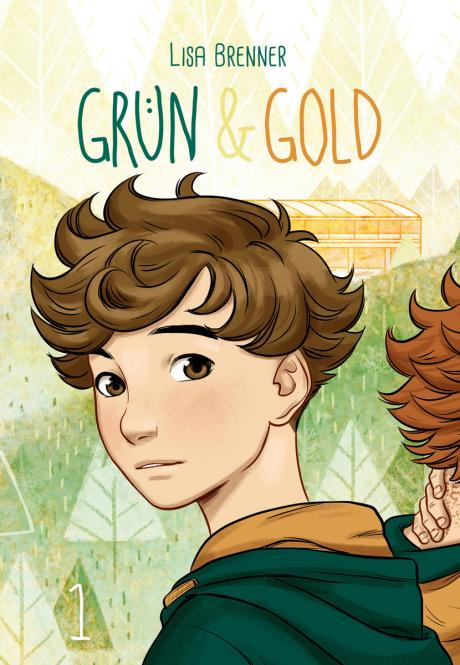 Grün & Gold Band 1 – Lisa Brenner