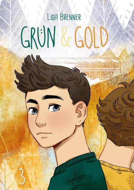 Grün & Gold Band 3 – Lisa Brenner