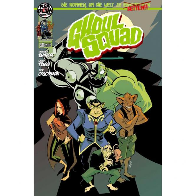Ghoul Squad #1