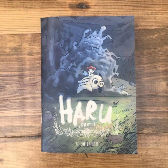 Haru – Part 1 – Joe Latham – englisch, A5