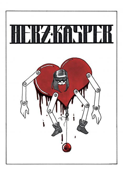Herzkasper - von Míka Eríksdottír