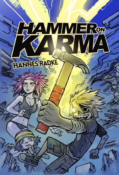 Hammer on Karma - Taschenbuch von Hannes Radke
