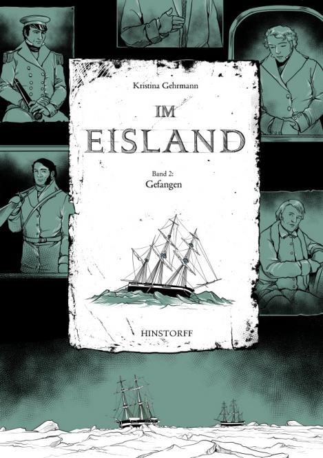 Im Eisland Band 2 - Kristina Gehrmann