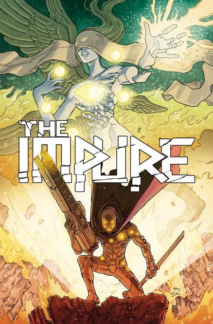 THE IMPURE Buch 1 HC – Ralf Singh & Hannes Radke