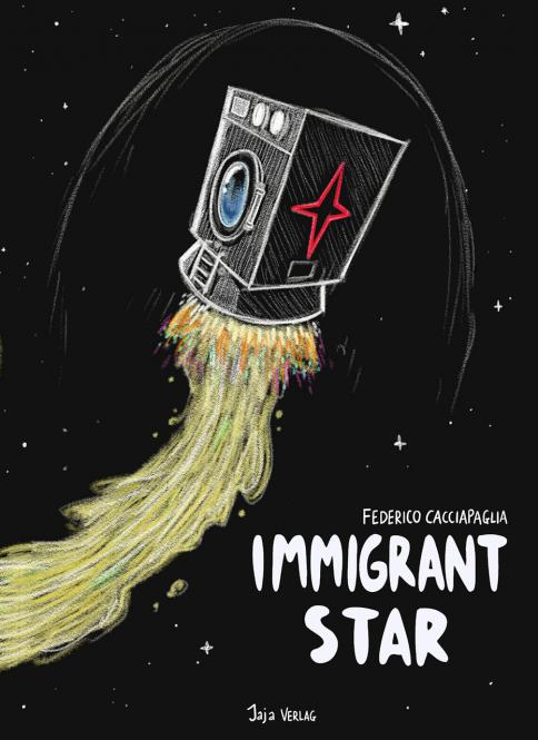 Immigrant Star - ICOM-Gewinner 2018 Herausragendes Szenario, Federico Cacciapaglia