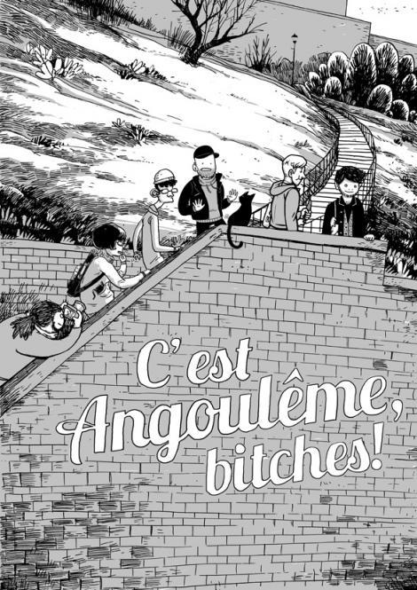 C'est Angoulême, Bitches!