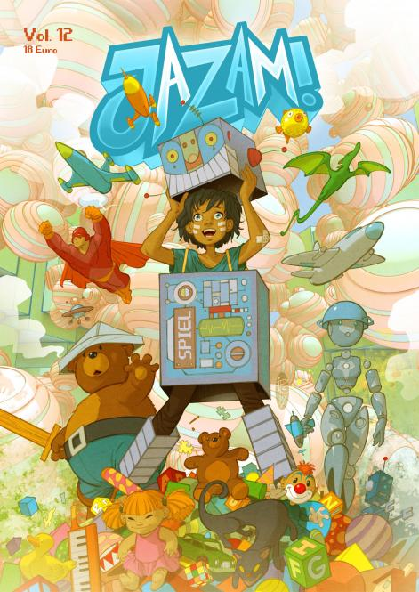 """Jazam! Band 12 - """"Spiel"""""""