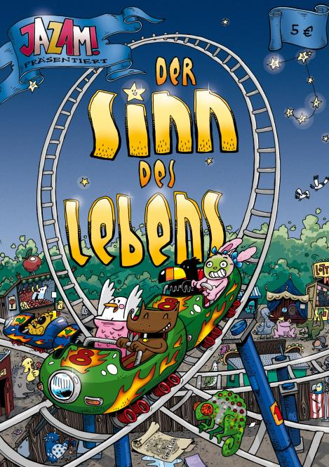 """Jazam präsentiert """"Der Sinn des Lebens"""""""