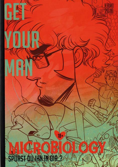 """Get Your Man """"Microbiology"""" - Kami Dojinshi – ab 18, Altersnachweis erforderlich – ICOM Lobende Erwähnung f. 2016"""