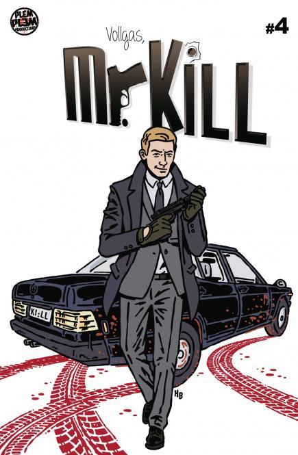 Mr. Kill #4