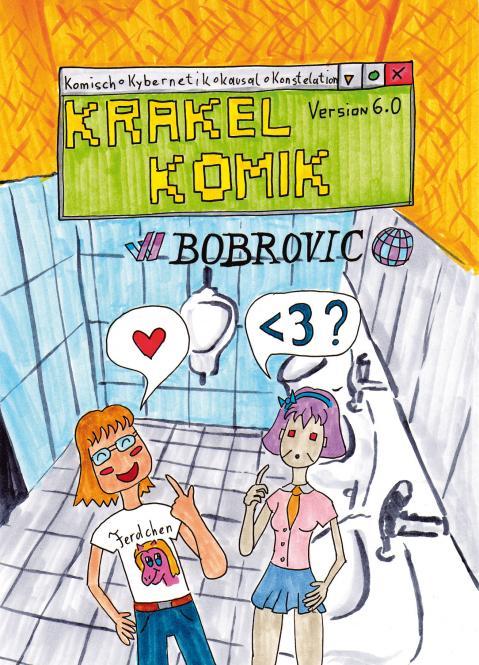 Herz <3 – Bobrovic Krakelcomic in A6