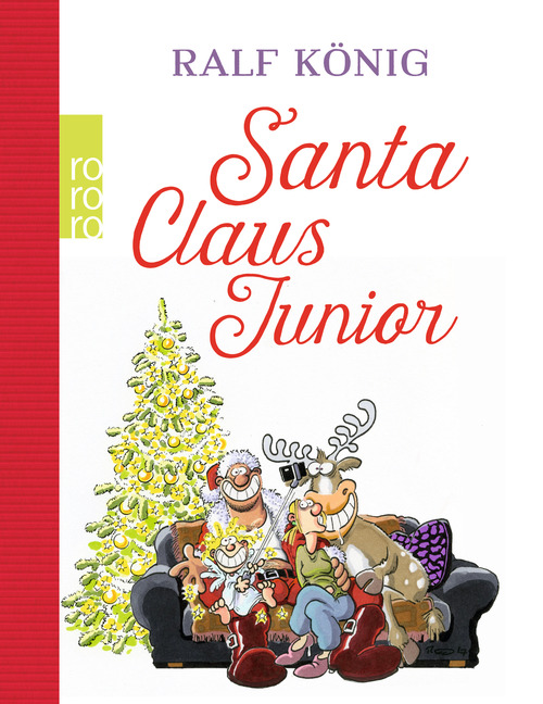 Santa Claus Junior - HC Ralf König