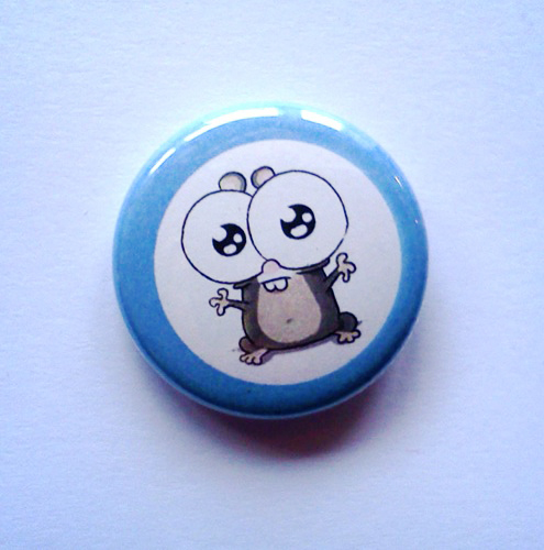 Button Hypnohamster
