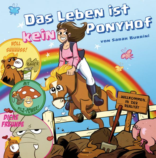 Das Leben ist kein Ponyhof #2 HC - Neuaufl. Juni 2015