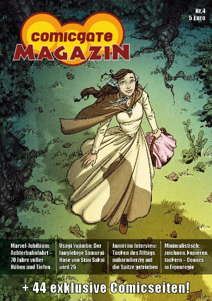 Comicgate Magazin 4
