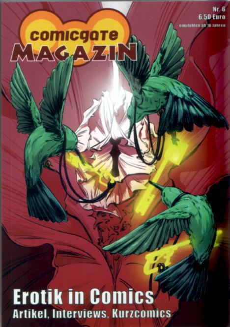 Comicgate Magazin 6