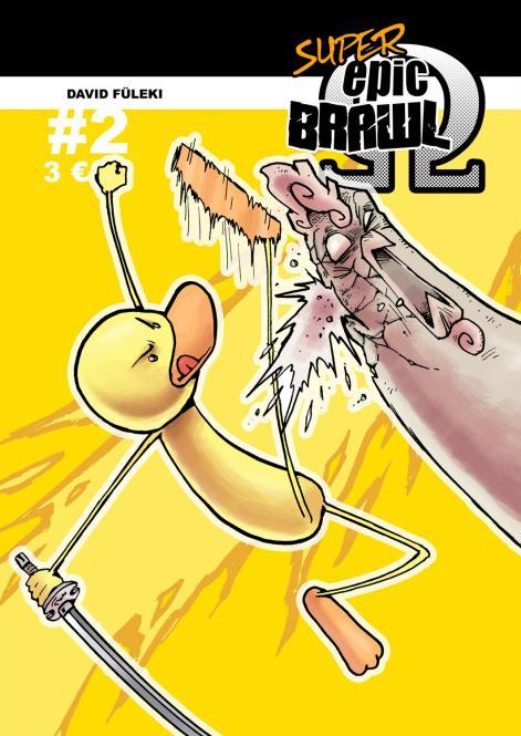 Super Epic Brawl Omega #02