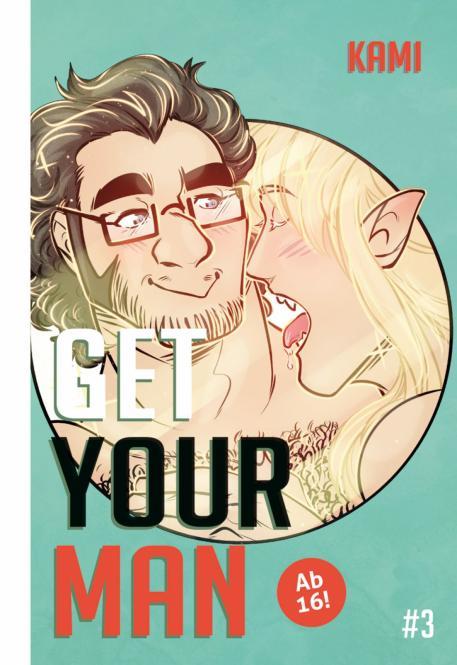 Get Your Man #3 - Kami - empfohlen ab 16 Jahre – ICOM Lobende Erwähnung f. 2016