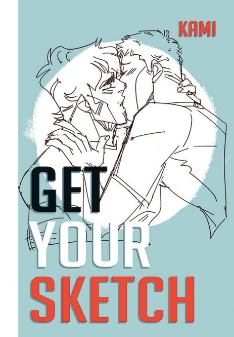 Get Your Sketch - Kamis Sketchbook - empfohlen ab 16 Jahre