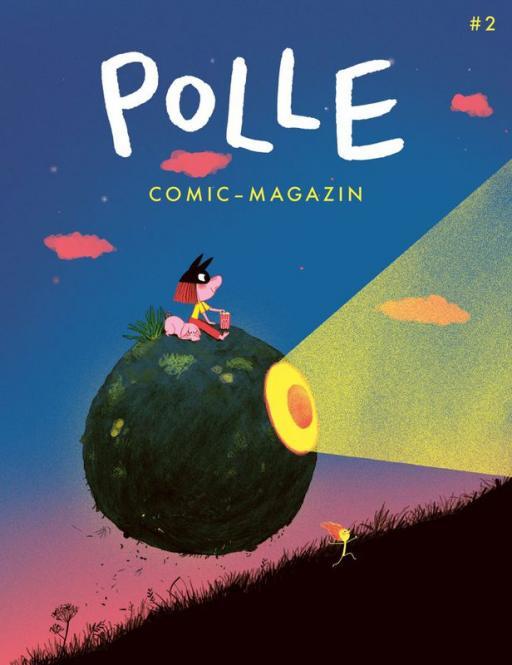 Polle 2 – Comic-Magazin für Kinder ab 6 Jahren