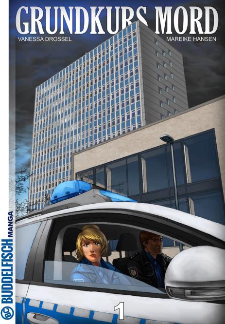 Grundkurs Mord Band 1 - von Vanessa Drossel
