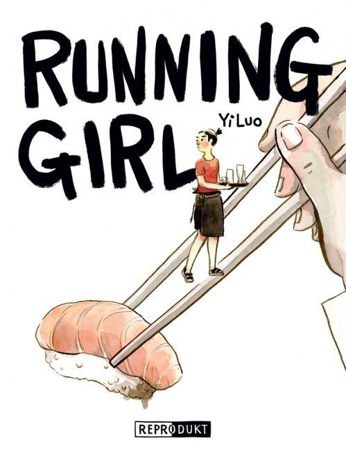 Running Girl - Yi Luo