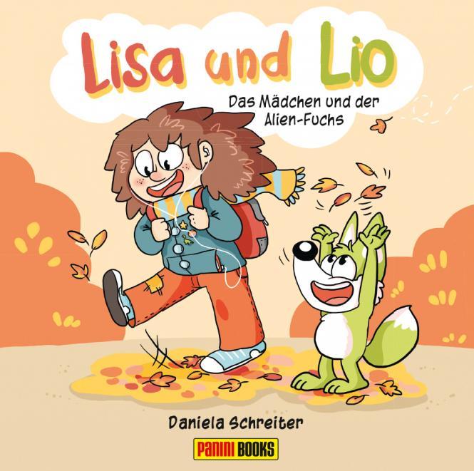 Lisa & Lio - Daniela Schreiter - ab 5 Jahre