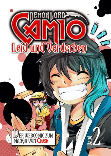 """Demon Lord Camio - Band 2 """"Leid und Verderben"""""""