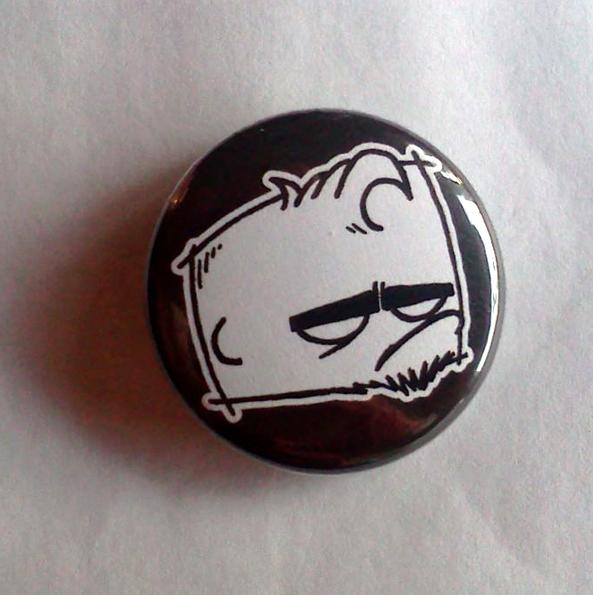 Squarehead-Button #2