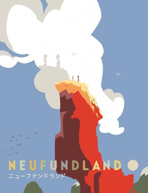Neufundland - Comic Clash-Magazin