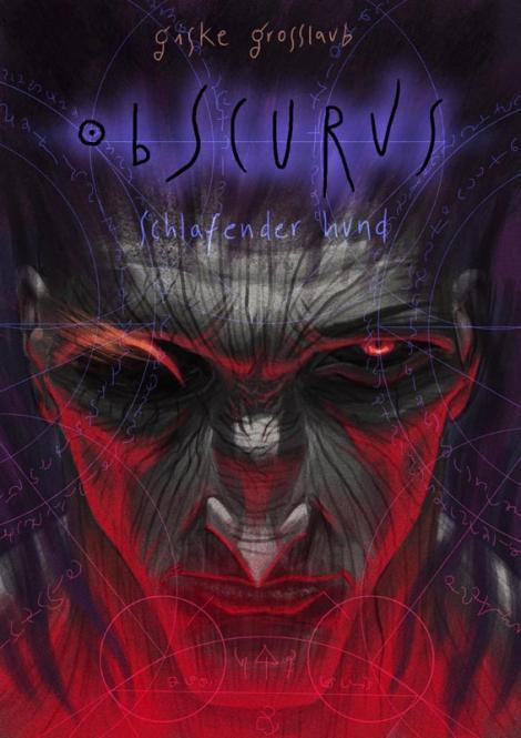 Obscurus – Horrorcomic von Giske Grosslaub – GINCO-Award 2020 Bester Fortlaufender Comic