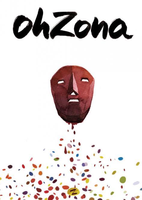 ohZona Comicmagazin - portugiesisch-deutsche Kooperation